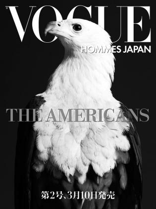 VOGUE HOMMES JAPAN 2- TEASER COVER