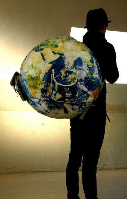 earth bag