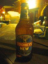 コレも同じく鹿柄ビール、ほんのりビターが良いのです!