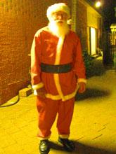うわあああああ、さりげなく本物サンタきたあああああ!!