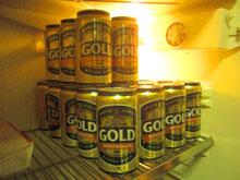 GOLDGOLD!!30缶で$28とまた最安!もう飲み放題だよ!