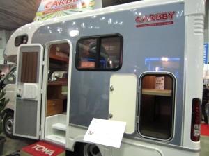 キャンピングカーショー2011