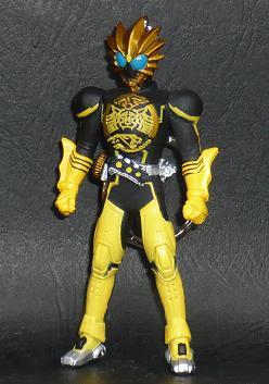 仮面ライダーオーズ ラトラーターコンボ