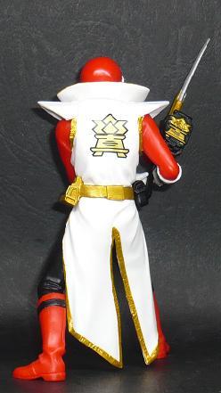 侍戦隊シンケンジャー スーパーシンケンレッド