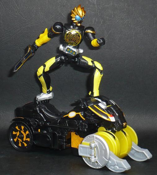 仮面ライダーオーズ ラトラーターコンボ/トライドベンダー