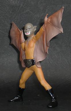 ショッカー 蝙蝠男