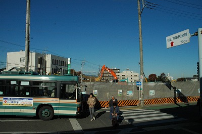 20081119狭山市駅前・作品展 002-1