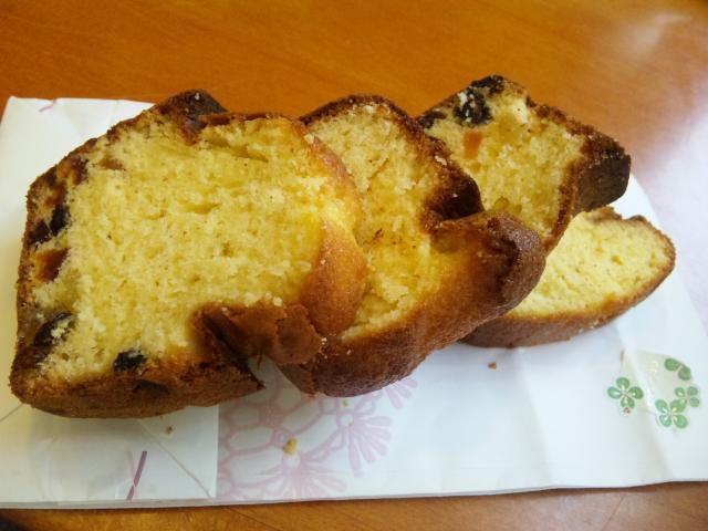 なみちゃんケーキ