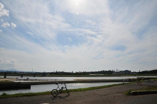 この先は神戸川合流