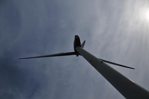 なつかしの風車