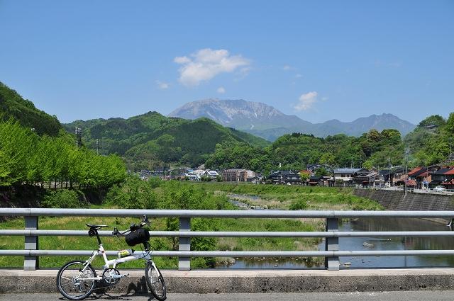 自転車で来た記念