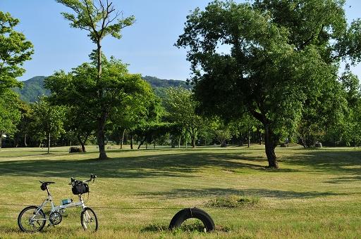楽々福水辺公園