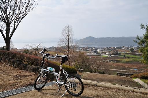 大塚山公園からの眺め