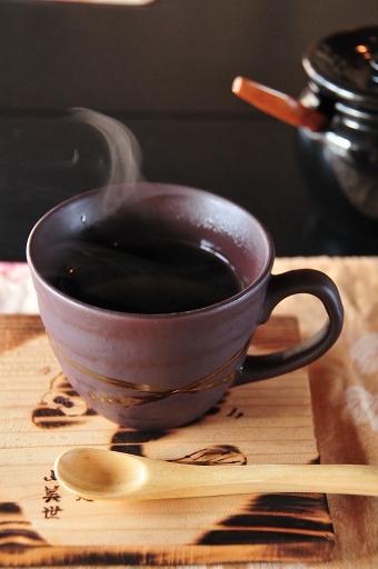 アフターコーヒー付き
