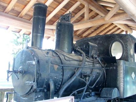 別子1号機関車 1