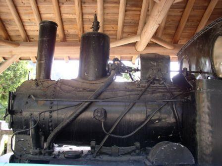 別子1号機関車 2
