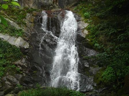 霧合の滝 去年の写真