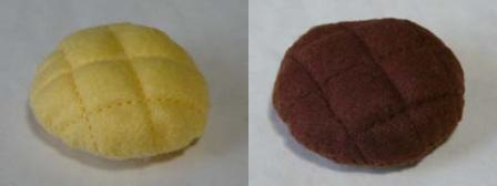 フェルト手芸 クッキー 3