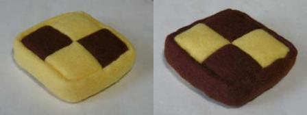 フェルト手芸 クッキー 9