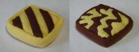 フェルト手芸 クッキー 10