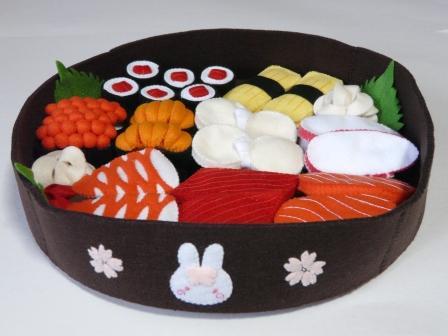 お寿司セット (ホビー系) &すし桶