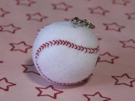 フェルト・野球ボール 3