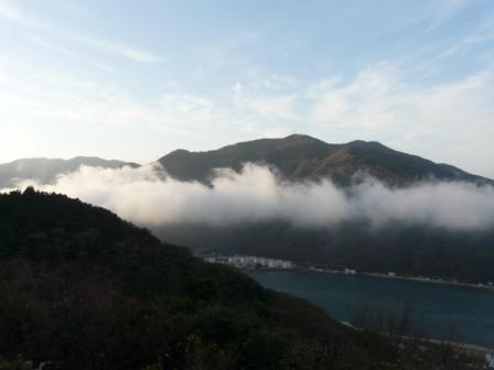 肱川あらし展望公園から 1