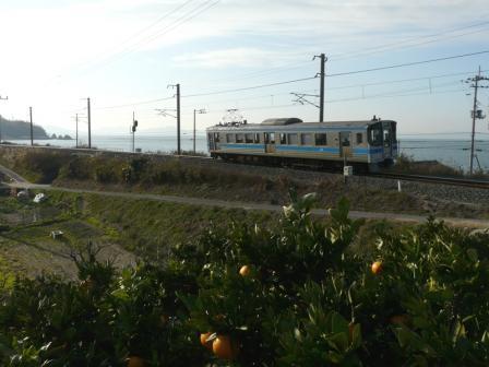 大浦-浅海 1 7000系電車