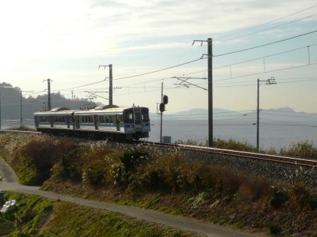 大浦-浅海 2 7000系電車