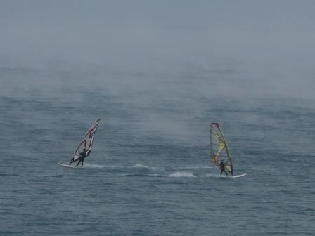 長浜 3 ウィンドサーフィン