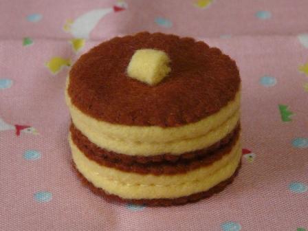ファミリアル スイート ホットケーキ