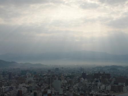 お城山からの眺望