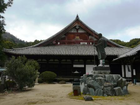 太山寺 本堂 2