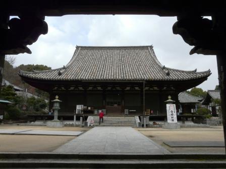 太山寺 本堂 1