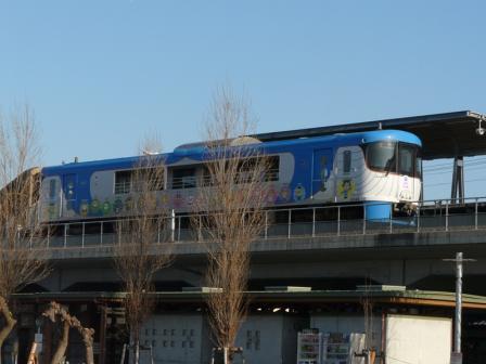 土佐くろしお鉄道・夜須駅 (9640-1S) 2
