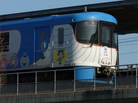 土佐くろしお鉄道・夜須駅 (9640-1S) 3