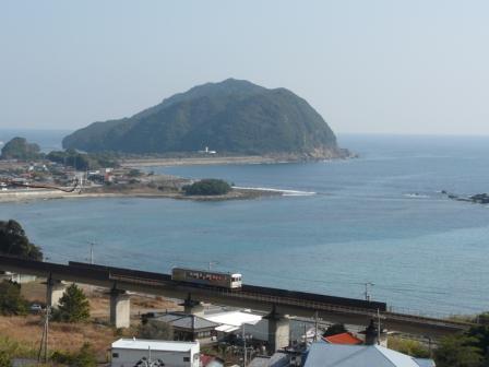 阿佐海岸鉄道 1