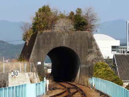町内トンネル