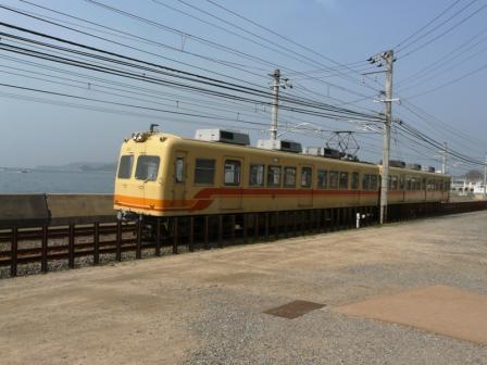 伊予鉄道・郊外電車 モハ820形