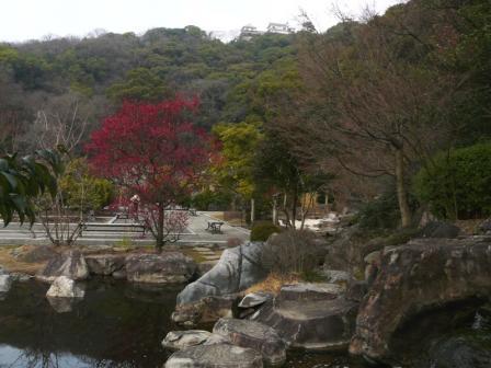 松山城二之丸史跡庭園 1