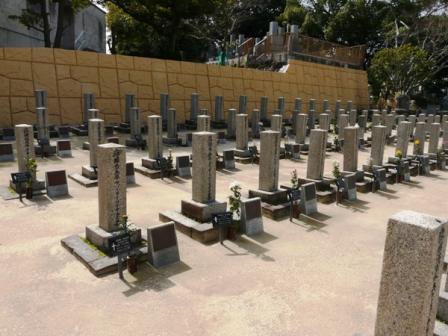 ロシア人墓地 2