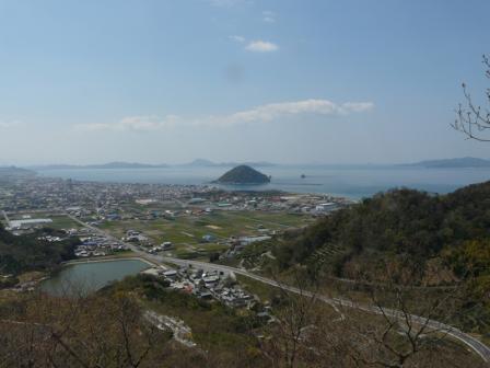 腰折山からの眺望 1