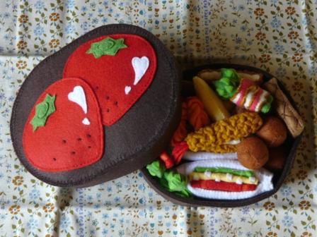 洋食ランチ & ランチBOX 【イチゴ】