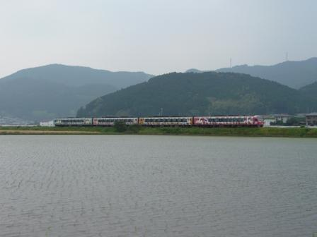 宇和町 アンパンマン列車 1