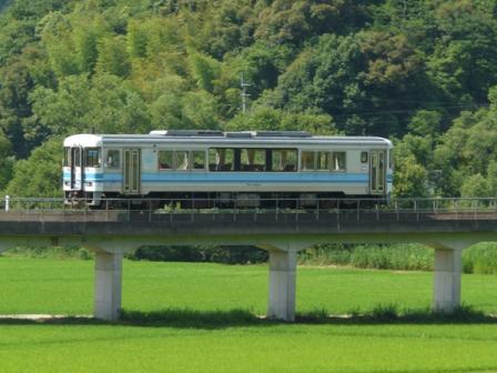 土佐くろしお鉄道 中村・宿毛線 TKT8000形 4