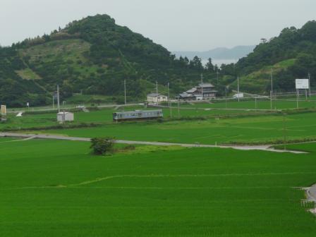 JR四国 7000系電車 1