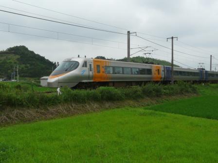 JR四国 8000系特急電車 1