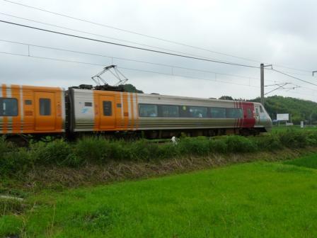 JR四国 8000系特急電車 2