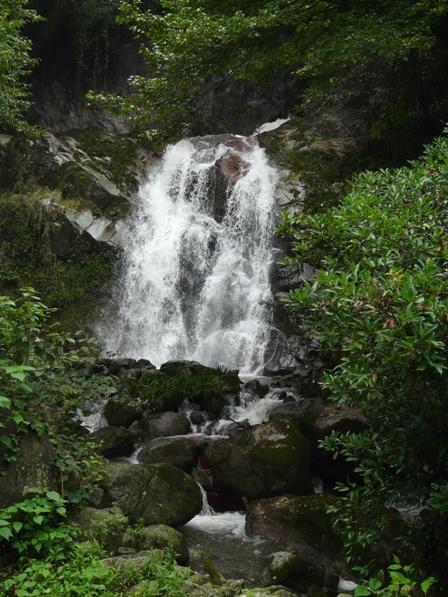 霧合の滝 1