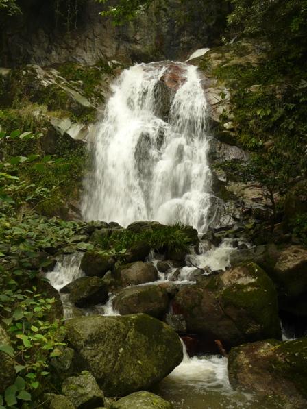 霧合の滝 2